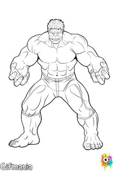 Pin by Susan Carrell on Digital - Superheroes | Coloring pages ...