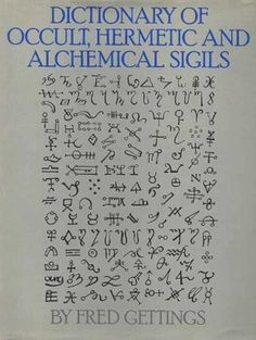 Occult Symbols And Meanings Occult Symbols, Magic Symbols, Symbols And Meanings, Ancient Alphabets, Ancient Symbols, Tibetan Symbols, Alphabet Symbols, Book Of Shadows, Sacred Geometry