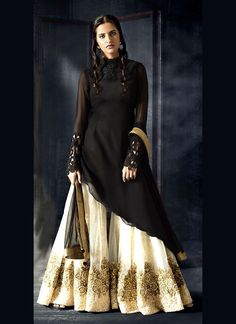 A Line Style Designer Party Wear Salwar Kameez in Blue Color ,Indian Dresses Party Wear Indian Dresses, Designer Party Wear Dresses, Pakistani Dresses Casual, Indian Gowns Dresses, Dress Indian Style, Indian Fashion Dresses, Pakistani Dress Design, Indian Designer Outfits, Fashion Outfits
