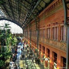 Estación de Atocha. Madrid