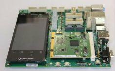 DragonBoard 8074 Devkit Based on Qualcomm Snapdragon 800 APQ8074 Processor