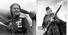 The Fearless Young Soviet Women Who Played A Huge Part In World War II