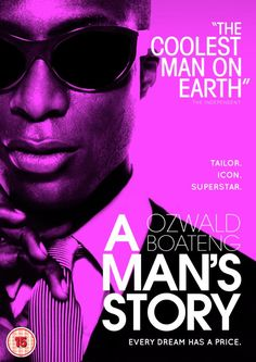 A Man's Story solo good.  On Netflix.  Don't miss it!
