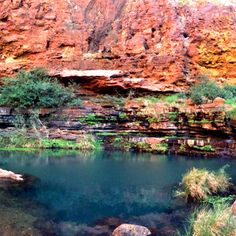 ‪#‎Hiking‬ & ‪#‎Camping‬ In Karijini National Park www.parkmyvan.com.au #ParkMyVan #Australia #Travel #RoadTrip #Backpacking  #VanHire #CaravanHire