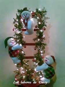 M s de 1000 im genes sobre mu equeria navide a en - Escaleras decoradas en navidad ...