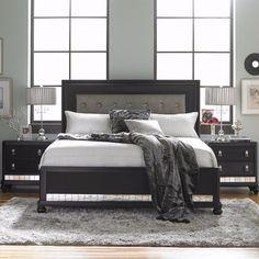 Diva Midnight | Bedroom Set
