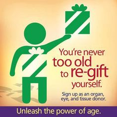 Re-Gift yourself!