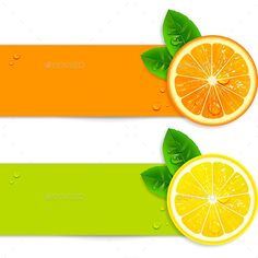 Buy Banners with Orange and Lemon by Vicgmyr on GraphicRiver. banners with orange and lemon on a white background 4k Background, Fantasy Background, Plains Background, Background Vintage, Background Patterns, Pretty Backgrounds, Summer Backgrounds, Fruit Juice, Fresh Fruit