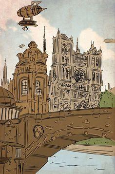 Amiens Steampunk - Hitori De