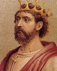 St Edmund, Saxon King of East Anglia, was martyred by the Vikings, who tied him to a tree, shot at him with arrows, then beheaded him. His body is interned at Bury St. Edmunds in Suffolk on this day 20th November, 868