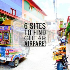 Best websites for flight search!