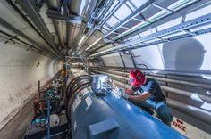 Le Grand collisionneur de hadrons (LHC) | CERN