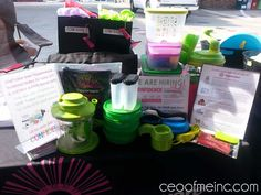 Vendor Event Success Tips for Direct Sales & Home Party Plan Consultants
