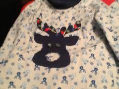 Oh deer! Happy Reindeer pjs