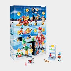 Playmobil Advent Calendar Santa's Workshop $32
