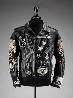 customised leather jacket - Google Search