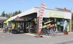 Das E-Bike Cafe ist Experte für hochwertige Elektrofahrräder bei Aschaffenburg