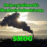Dr Jerzy Jaśkowski: Okradanie ludności trwa - smog. Health, Health Care, Salud