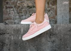 Reebok Club C 85 NT (Rose Cloud / White)