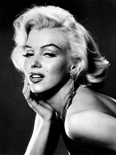 Marilyn Monroe, The most beautiful woman ever.