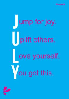 The Color Run™ loves JULY and you should too!  Here are some tips on how to make this month one to remember...