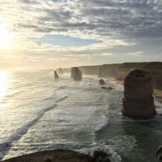 Nice to get away from it all and relax #holiday#12apostles#asiancentral by tim_daniel4 http://ift.tt/1ijk11S