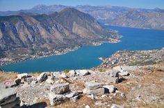 Locais: Kotor, Montenegro