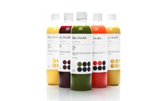 Bliss Health is a brand of all natural cleansing and detoxifying juices that use only organic ingredients and are formulated in a custom step by step program for each individual customer Our design proposal draws inspiration from vintage pharmaceutical labels using a clear and simple visual language that allows the products purity and vivid colors to stand out The use of silver in the logo and packaging is a nod towards Bliss Health s method of cold pressing all of their juices which is the…