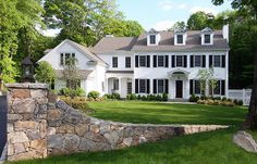 Center Hall Colonial  Cos Cob, CT