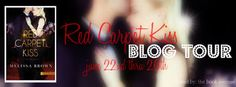 KT Book Reviews: RED CARPET KISS by Melissa Brown