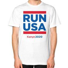 Unisex T-Shirt (on man)