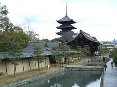 The 5-story 57 meter high pagoda has long served as a city landmark and a center for spiritual and vibrant community life. On the 21st of each month, a large flea market (Kobo-san market) is held on the grounds of To-ji Temple, drawing vendors from all ...