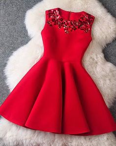 Gorgeous dress for Christmas :)