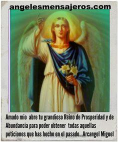 mensaje de angeles,angelologa,mensajes divinos, ayuda de angeles , mensaje angel MIguel