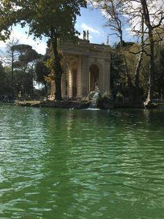 Villa Borghese in Roma, Lazio Places To Travel, Places To See, Northern Italy, Adventure Is Out There, Abandoned Places, Countryside, Beautiful Places, Scenery, Around The Worlds