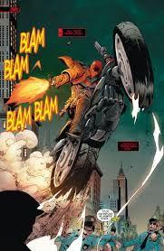 Jason Todd in Red hood and the Outlaws Rebirth Nightwing, Batgirl, Batman Robin, Batman Red Hood, Comic Books Art, Comic Art, Redhood And The Outlaws, Red Hood Dc, Red Hood Jason Todd