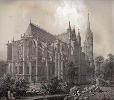 FelixBenoistStDenis - Basilica of St Denis - Wikipedia, the free encyclopedia