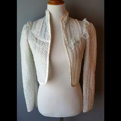 Gunne Sax Jackets & Blazers - Authentic Gunne Sax Quilted Crop Jacket