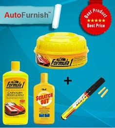 Autofurnish Car Shining Combo offer: Polish, Shampoo, Scratch Pen, Scratch out Stock Limited Shop Now http://www.autofurnish.com/autofurnish-car-shining-combo-polishshampooscratch-penscratch-out