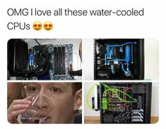 When your CPU gets overheated