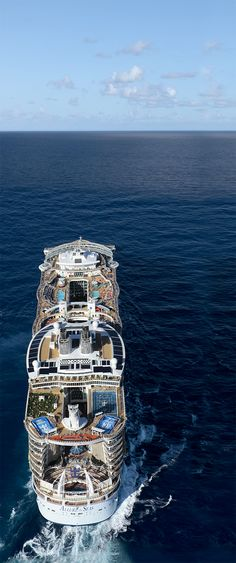 Charting a course for adventure on Allure of the Seas.