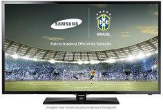 TV de plasma Samsung 60″ Full HD, por R$ 2.699