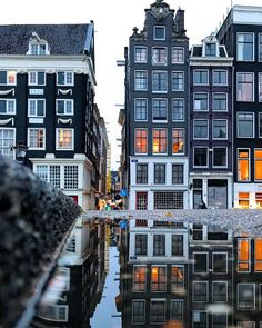 Amsterdam credit @amsterdamcanals