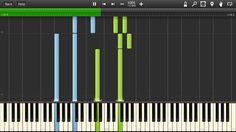 Madonna - Like a Prayer - Synthesia Piano Solo Tutorial