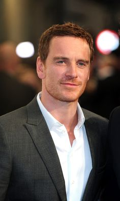 --Dang Michael Fassbender are you Breaking Bad, because I just realized this is over