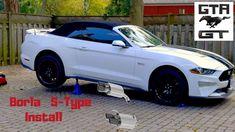 Mustang GT Borla S-Type with active exhaust install video/ Pump up the volume! Super Happy, Exhausted, Gta, Mustang, Pumps, Type, Youtube, Mustangs, Pumps Heels