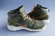dc948555d25183 Nike ACG Dunk High Shoes - Nike ACG Hiking Boots - Nike ACG Dunk Mid - Mens  Size 7.5