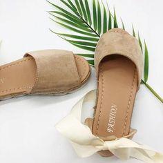 Platform Peep Toe Lace Up Spring Summer Sandals – Mensootd Flat Lace Up Shoes, Lace Up Sandals, Summer Sandals, Womens Summer Shoes, Casual Heels, Low Heels, Flip Flop Shoes, Peep Toe Heels, Strap Heels