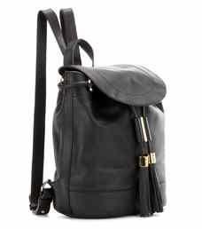 mytheresa.com - Zaino Vicki in pelle - Luxury Fashion for Women / Designer clothing, shoes, bags