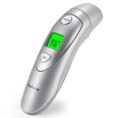 Metene Medical Forehead and Ear Thermometer, Infrared Digital Thermometer Suitable For Baby, Infant, Toddler and Adults with FDA and CE approved : Baby